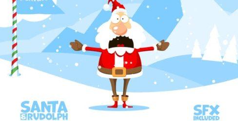 Christmas Logo Opener 1 – snowball – 9748880
