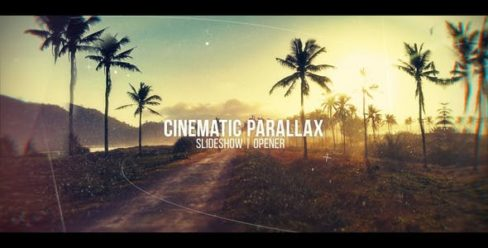 Cinematic Parallax Slideshow – 20481472