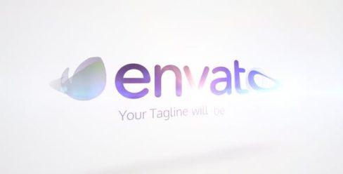Clean Elegant Rotation Logo 3 – 24864803