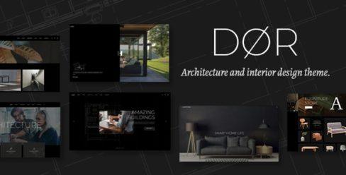 Dør – Modern Architecture and Interior Design Theme – 23878490