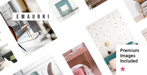 Emaurri – Architecture and Interior Design Theme – 31424628 Free Download