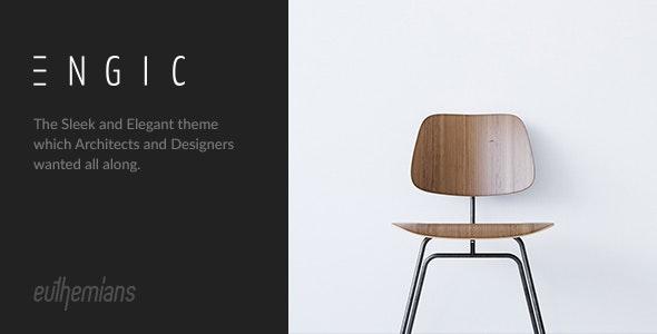 Engic – A Sleek Multiuse Responsive WordPress Theme – 13989123 Free Download