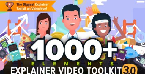 Explainer Video Toolkit 3 – 18812448