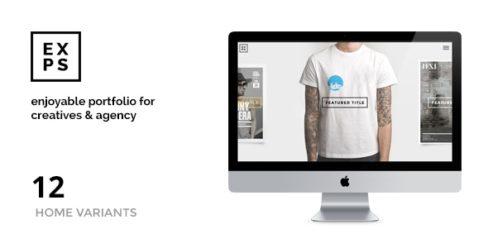 EXPOSE – Creatives & Agency WordPress Theme – 9925556