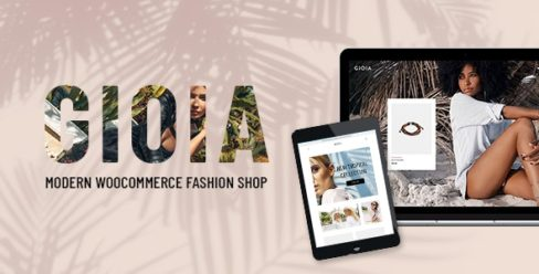 Gioia – Modern Fashion Shop – 23207606