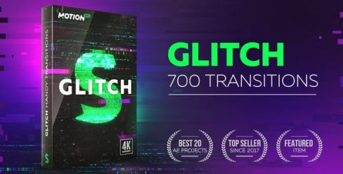 Glitch Transitions – 21059280