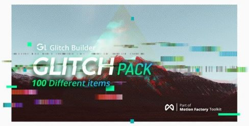 Glitch Pro | Essential Glitch Effects Pack – 21858621