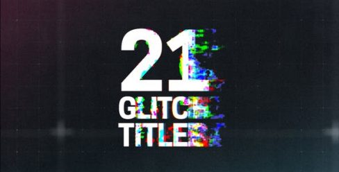 Glitch Titles – 21698901