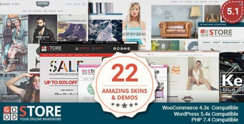 GoodStore – WooCommerce Theme – 7314327