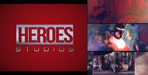 Heroes Logo Intro – 24806276