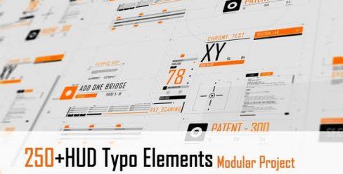 HUD Typography – 23244804