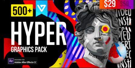 hyper-graphics-pack-24835354