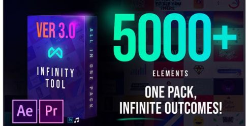 Infinity Tool – The Biggest Pack for Video Creators – 23736432