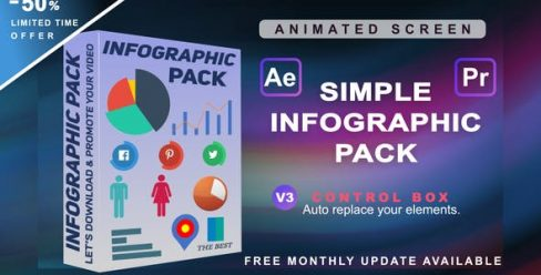 Infographics Pack – 22822075