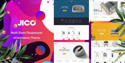 Jico – Furniture & Home Decor Responsive Prestashop Theme – 25405547