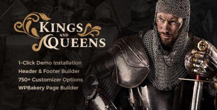 kings-queens-medieval-reenactment-wp-theme-21866804