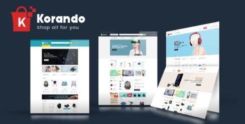 Korando – Multipurpose Theme for WooCommerce WordPress – 21186934