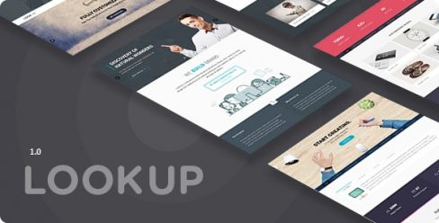 Lookup – Multi Purpose Drupal 8.7 theme – 23916428