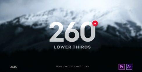 Lower Thirds – 10338608