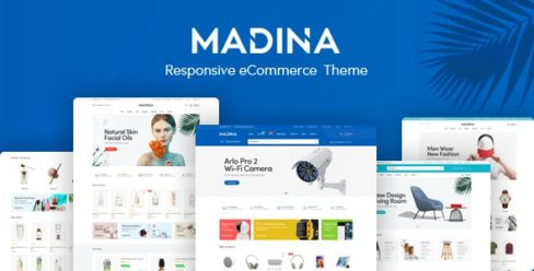 Madina – Multipurpose Responsive Prestashop Theme – 25748077