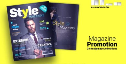 Magazine Promotion – 23158178