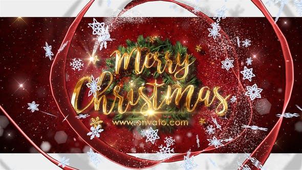 magic-christmas-ribbons-25067701