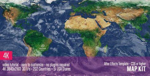 Map Kit – 15327664