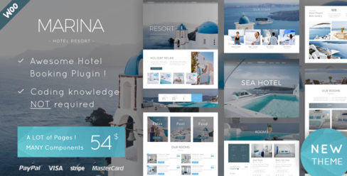 Marina – Hotel Resort – 23789327
