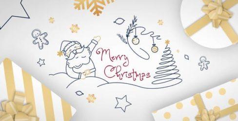 Merry Christmas & Happy New Year 2020 + Instagram ready – 25110734