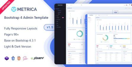 metrica-responsive-admin-multi-dashboard-template-23997762