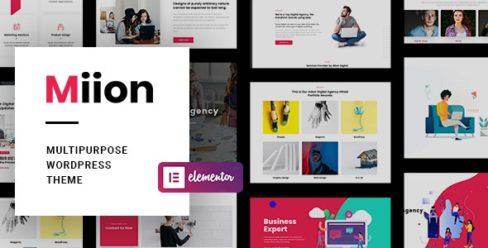Miion | Multi-Purpose WordPress Theme – 24578107
