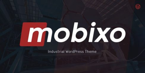 Mobixo | Industry WordPress Theme – 24942315