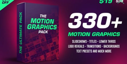 Animated Graphics Pack – 23678923