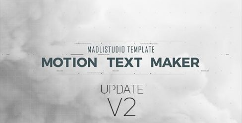 Motion Text Maker – 18119422