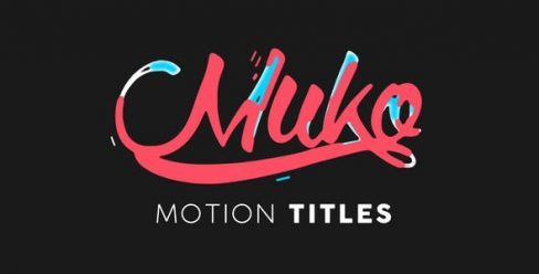 Motion Titles Animated – 21586068