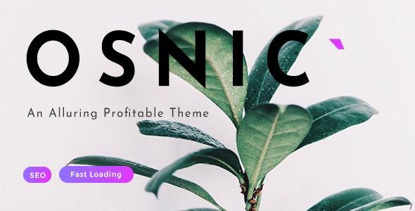 Osnic – Adsense WordPress Theme – 19793968 Free Download