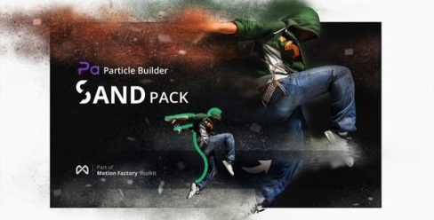 Nulled] Particle Builder | Sand Pack: Dust Sand Storm