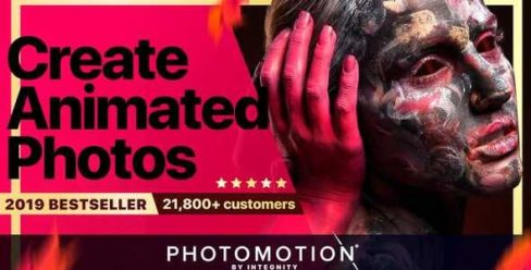 Photomotion X – Biggest Photo Animation Toolkit (5 in 1) – 13922688