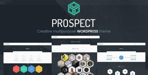 Prospect – Creative Multipurpose WordPress Theme – 17749559