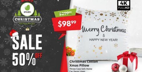 Christmas Sale / Sale Promo – 21013084