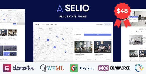 Selio – Real Estate Directory – 23638400 Free Download