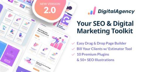 SEOWP | SEO & Digital Marketing WordPress Theme – 8012838