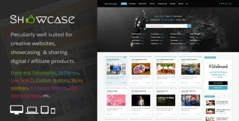 Showcase = Responsive WordPress Grid / Masonry Blog Theme – 14842187