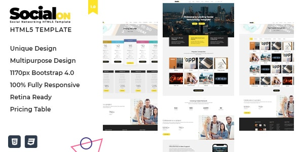 social-net-corporate-social-networking-html5-template-23583675