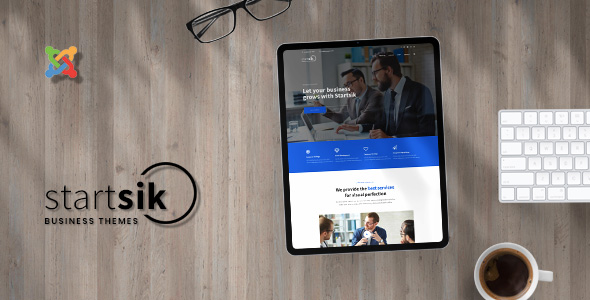Startsik – Business and Profesional Consulting Joomla Templates – 30178762 Free Download