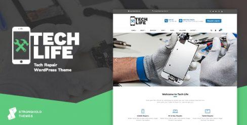TechLife – Mobile, Tech & Electronics Repair Shop WordPress Theme – 17056932