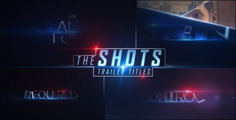 The Shots Trailer Titles – 12051712