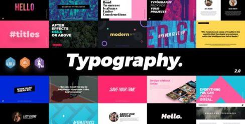 Typography – 20906628