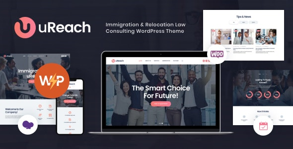 uReach | Immigration & Relocation Law Consulting WordPress Theme – 20922818 Free Download