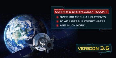 Ultimate Earth Zoom Toolkit – 10354880